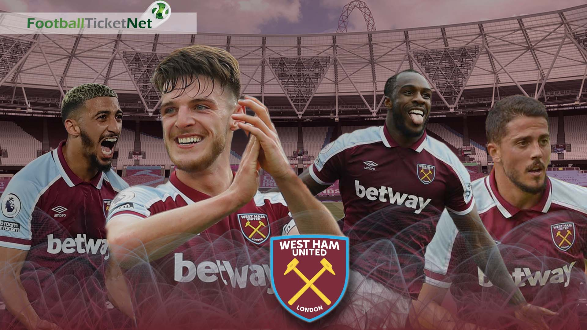 West Ham United billetter